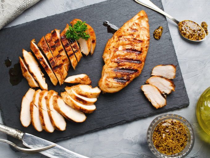 乳がんのリスクを減らすと期待される鶏肉料理