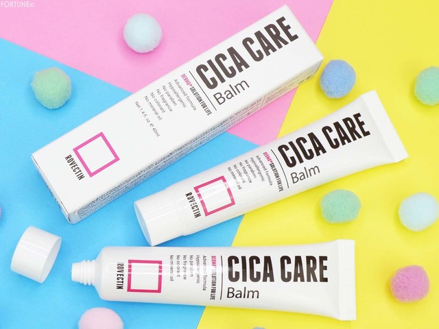 """韓国で話題◎肌荒れのケアに特化したロベクチン「CICAバーム」をレビュー!""""皮膚再生クリーム""""と呼ばれるシカクリームをご紹介"""