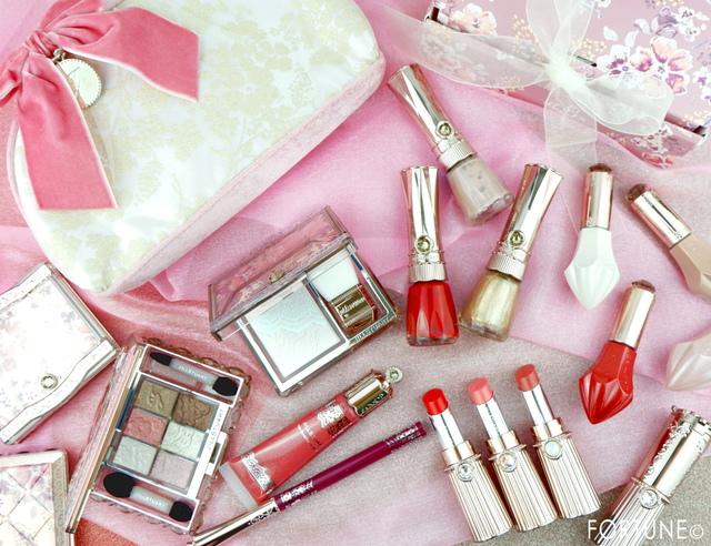 ジルスチュアート2019クリスマスコフレ<アーバン プリンセス>を一挙紹介!ヴィンテージ×ピンクのかわいすぎる限定コスメをチェック