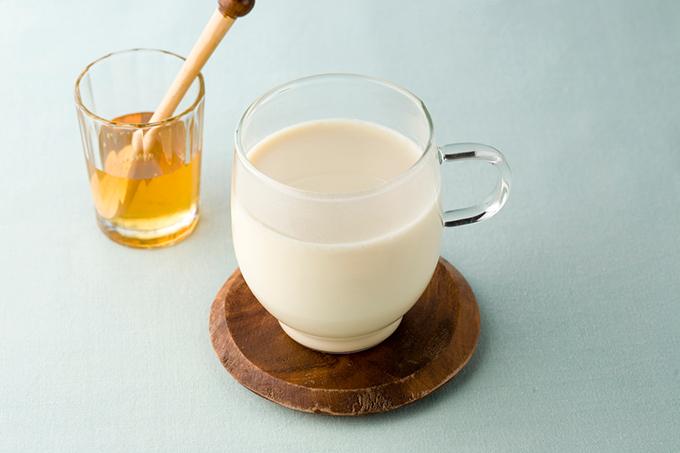 ハニージンジャーミルク