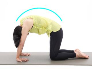 「リセットストレッチ」で姿勢を矯正! 目指すは-3kg見えのスラリ体型