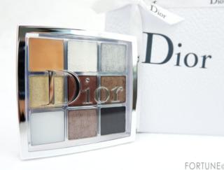 """Dior新作「ディオール バックステージ カスタム アイ パレット」""""001 ユニバーサル""""をレビュー!カスタマイズ自由自在なDIY型パレットって?"""