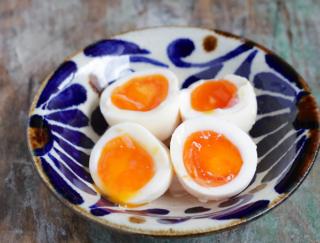乳酸菌とたんぱく質が簡単にとれる!毎日食べたい「発酵調味料で作る!塩麹味たまご」
