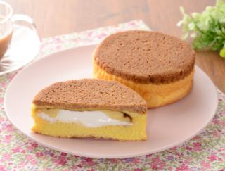 パンなのにプリン感を満喫! 北海道産生クリームを使用したローソンの「プリン!? パン」