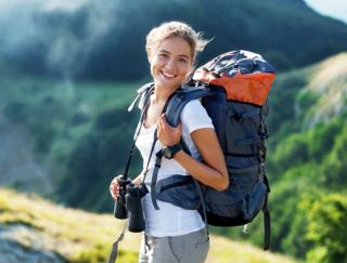 低い山でもOK! お手軽登山で免疫力アップ&メタボ改善♪