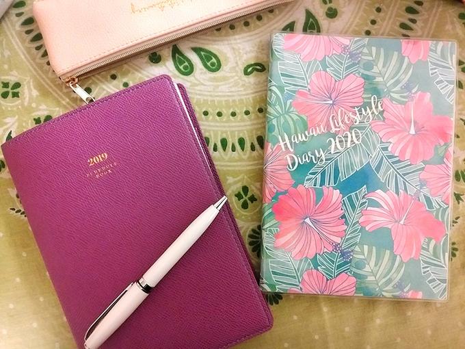 イメージ手帳2冊とペン