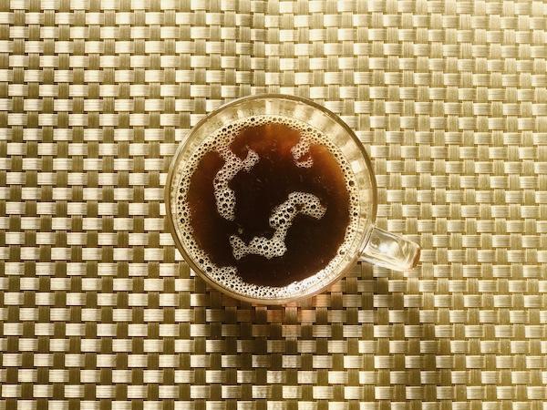 ギーで作った「完全無欠コーヒー」
