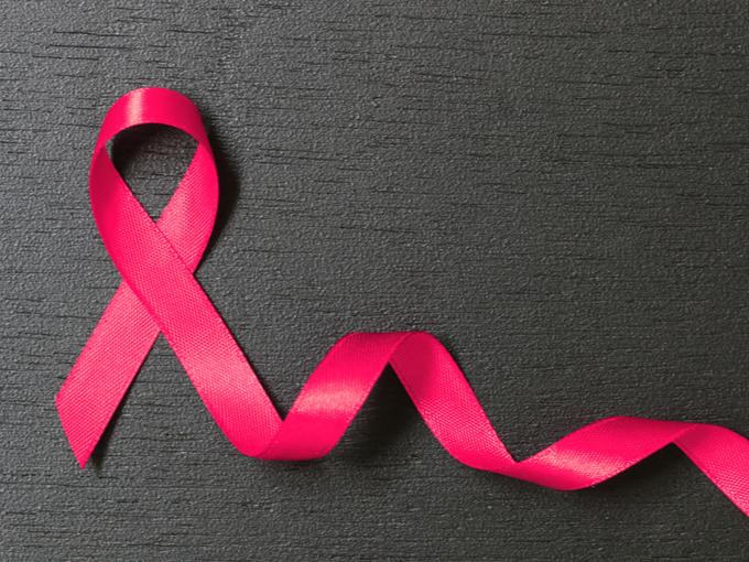 乳がんの早期発見・治療を呼びかけるピンクリボン