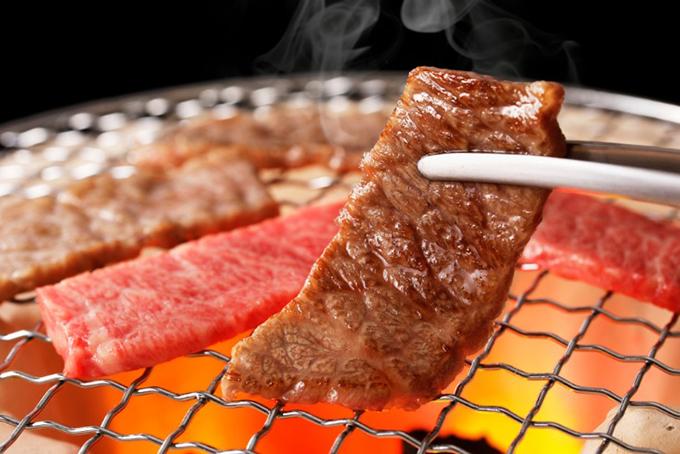 焼き肉の画像