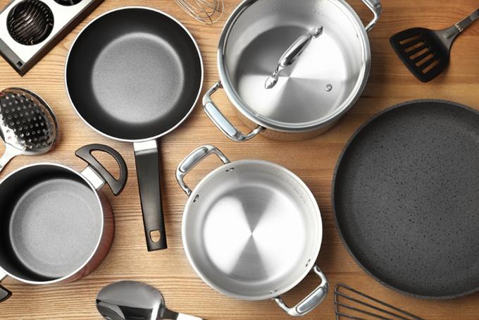 鍋など調理器具の画像