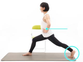 脚がまっすぐ長くなる!「リセットストレッチ」でO脚悩みを改善
