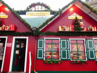 スイスにもある? 冬の楽しみ、クリスマスマーケット