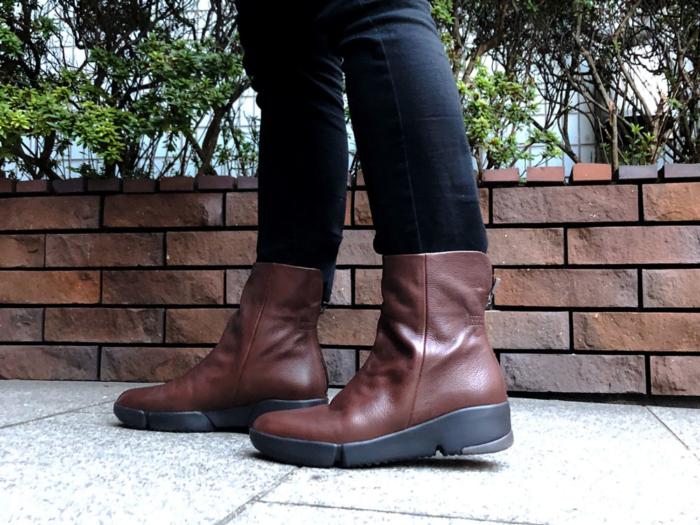 どんなに歩いても痛くないブーツで冬の足もとをおしゃれに #Omezaトーク