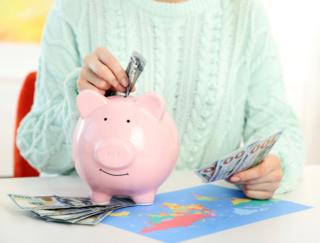 旅行のための貯金もはかどる♡ 楽しく続く家計簿アプリ「貯まるメモ」