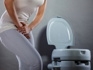 トイレのお悩みがある女性