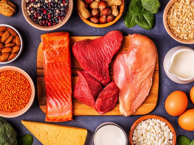 肉や魚などの食品