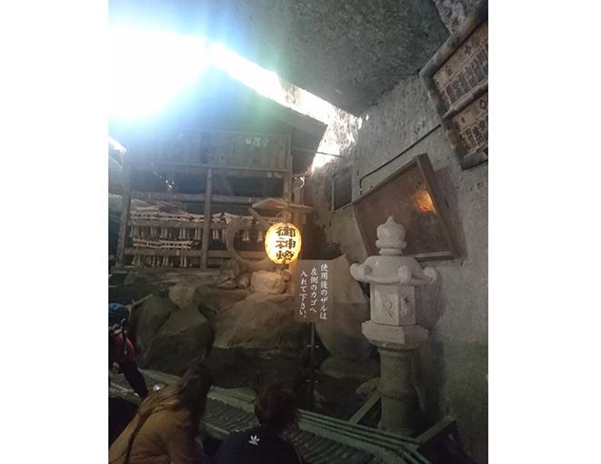 神社の鳥居の写真