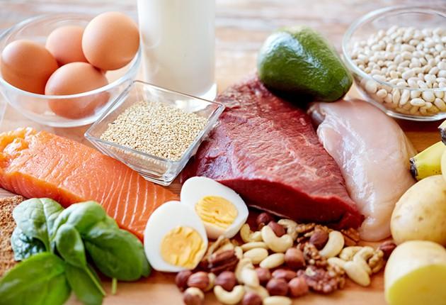 魚や肉、卵など、冷え性対策にとりたいたんぱく質の食材