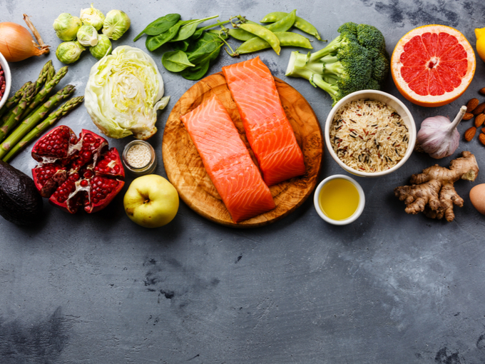 野菜や肉などの食品