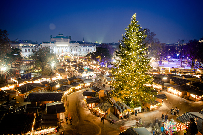 オーストリアのクリスマス