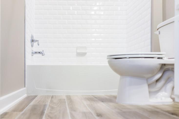 きれいな洋式トイレ
