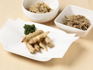 新ごぼうの簡単レシピ!ご飯が無限にすすむおかず3選
