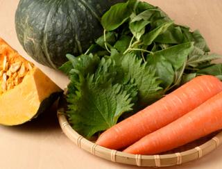 にんじんなど緑黄色野菜のβ-カロテンを効率良く吸収するには?