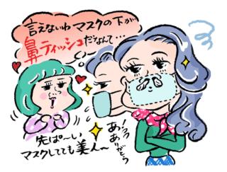 鼻水たらり&鼻づまりがすっきり! 風邪の引きはじめに押す顔のツボ