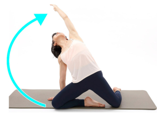 「リセットストレッチ」で股関節を柔軟にして、理想のボディラインに!
