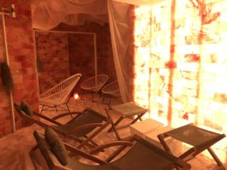 岩塩のソルトルームでリフレッシュ! 日本初のハロセラピーサロン「SALTBLESS」 #Omezaトーク