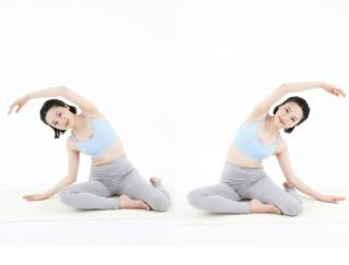 「肩こり&四十肩予防」にはピラティスがおすすめ! 胸椎ほぐしの簡単メソッド2選