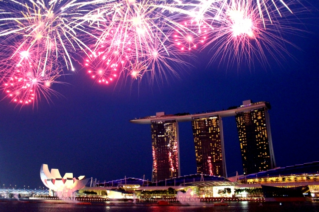 シンガポールの年末年始