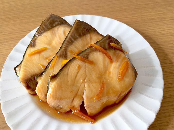 漬け込んで焼くだけ!「ゆず香る♪ ぶりの柚庵焼き」 #今日の作り置き