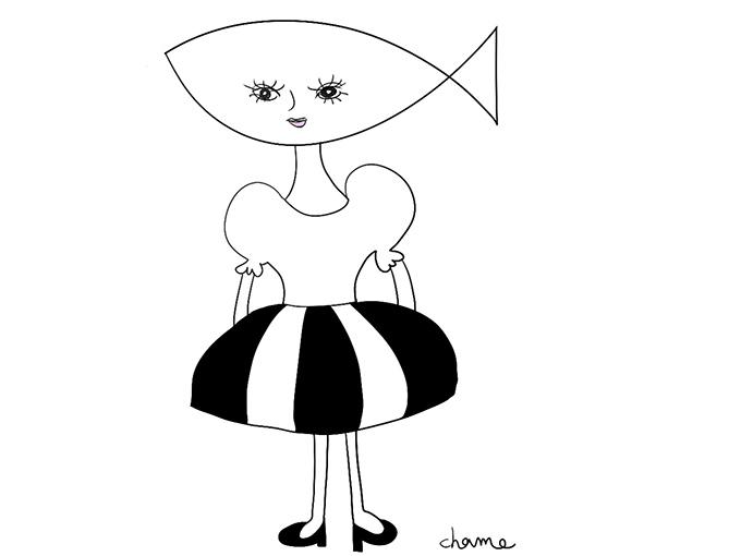 魚座の画像