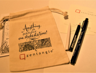 感謝から始まるマインドフルネスアート「ゼンタングル」でデトックス #Omezaトーク
