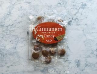 甘さとピリッと感ただよう、カルディオリジナルの「シナモンキャンディ」で風邪予防♡