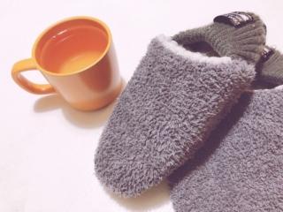 白湯と靴下