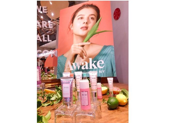 Awakeの2020年新作コスメとポスター