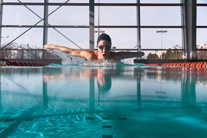 パラリンピック「水泳」