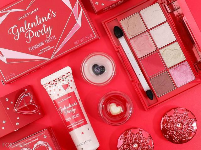 """《ジルスチュアート》ハッピーな""""Girls Party""""へと誘うバレンタインコレクションが1/24発売!red&pinkのドレスコードでとびきりのオシャレを楽しんで♡"""