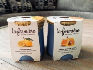 フランスで人気の日本未上陸のヨーグルトLa fermiere(ラフェルミエール )を実食!