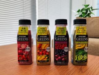 おいしすぎて、野菜嫌いでも飲めちゃうかも♡ 野菜不足解消に「GREENS」 #週末よもやま
