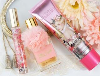 春の花をイメージした《BEAUTY COTTAGE(ビューティーコテージ)》の華やかな香水「ビクトリアンセンセーション ポランスペル」をレビュー!#タイコスメ