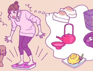 正月太り後のダイエットは失敗しやすい!? 見極めるべきウソの食欲・ホンモノの食欲