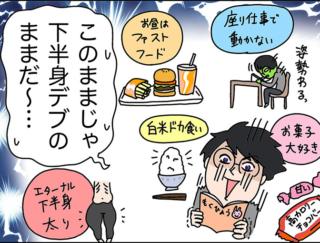 【JUNの美ボディレッスン#1】17kgやせトレーナーに教わる! しなやかボディを作る食事・生活習慣法