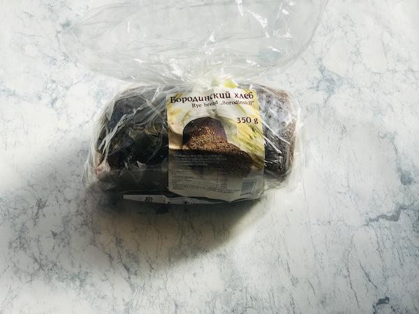 ボロディンスキー ライ麦パン