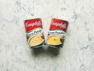 寒い日はこの1食。種類豊富でとろ~り本格スープがすぐできる「キャンベルスープ」