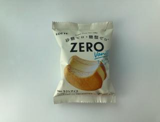 140円で買える食後の幸せ。冬でも食べたくなるアイスケーキ「Z E R O」#週末よもやま