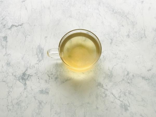抽出したとうもろこし茶