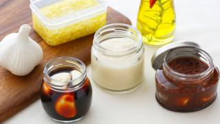 [ニンニクの保存]余ったニンニクで作る便利な調味料4選